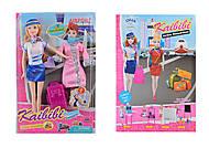 Кукла - стюардесса Kaibibi, BLD127, игрушки