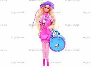 Кукла Susy с сумкой, 2701