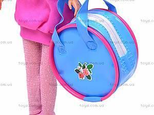 Кукла Susy с сумкой, 2701, игрушки