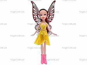 Кукла Tinker Bell, с крылышками, 1822