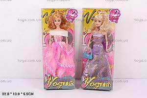 Кукла типа «Барби», 2 вида, 2939A-10