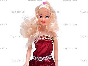 Кукла типа «Барби», 22 вида, 777-13/34, фото