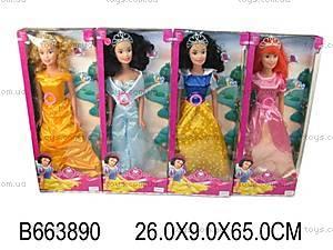 Кукла типа «Барби», GD88 (663890)