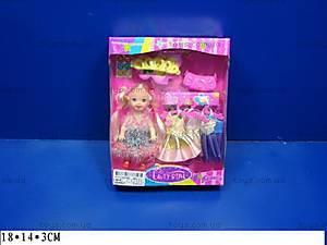 Кукла типа Барби детская, 809-6