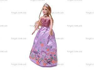 Кукла типа «Барби», для причесок, 83283, фото