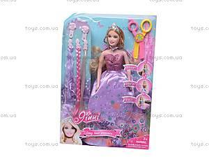 Кукла типа «Барби», для причесок, 83283, детские игрушки