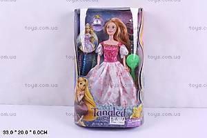 Кукла типа «Барби-Рапунцель», с вещами, 6655