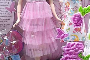 Кукла типа Барби с аксессуарами, NM58/9955-1/3, игрушки