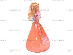 Кукла типа Барби с большим гардеробом, 2213A2, цена