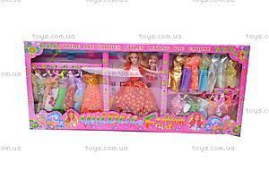 Кукла типа Барби с дочкой, 8899-A, отзывы