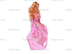 Кукла типа Барби с гардеробом, 6688-C, купить