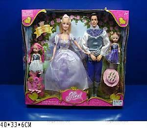 Кукла типа «Барби» с Кеном, 83091