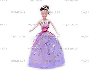 Кукла типа «Барби», с короной, 2811-006