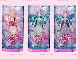 Кукла типа Барби с крылышками, 83155