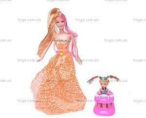 Кукла типа «Барби», с куколкой, 205C