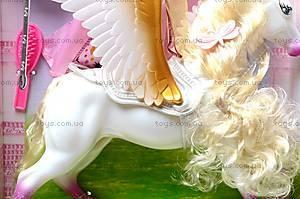 Кукла типа «Барби», с лошадью, 83184, купить