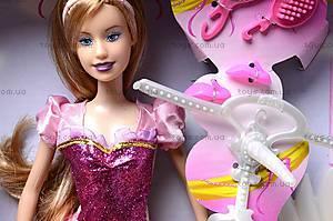 Кукла типа «Барби», с лошадью, 83184, отзывы