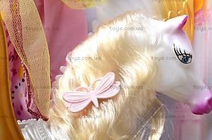 Кукла типа «Барби», с лошадью, 83184, магазин игрушек