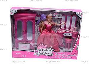 Кукла типа «Барби», с мебелью, 83231, цена