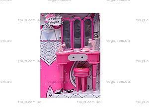 Кукла типа «Барби», с мебелью, 83231, игрушки