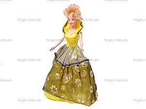 Кукла типа «Барби», с модными платьями, 88067-1, купить