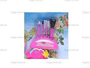 Кукла типа «Барби», с набором косметики, 2276-4, фото