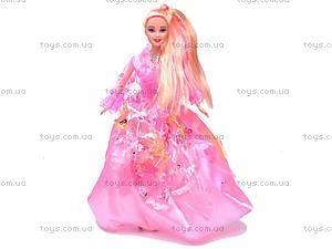 Кукла типа «Барби», с набором косметики, 2276-4