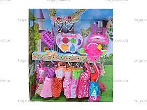 Кукла типа «Барби», с набором косметики, 2276-4, отзывы