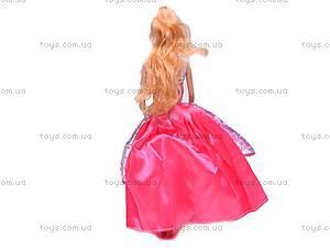 Кукла типа Барби, с набором нарядов, 8589A, купить