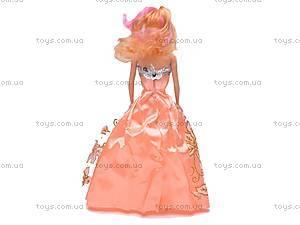 Кукла типа Барби, с набором одежды, 988-A2, купить