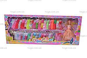 Кукла типа Барби, с набором одежды, 988-A2, фото