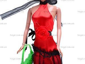 Кукла типа Барби с набором одежды и обувью, RFR-8038A12, отзывы