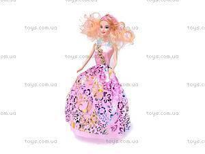 Кукла типа «Барби», с нарядами, 988A, купить