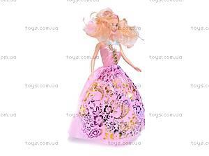 Кукла типа «Барби», с нарядами, 988A, фото