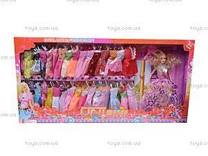 Кукла типа «Барби», с нарядами, 988A, отзывы