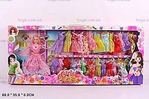 Кукла типа «Барби», с одеждой, E80A