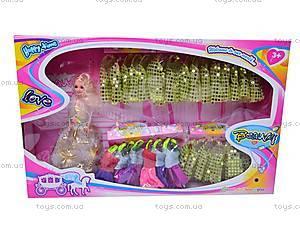 Кукла типа «Барби», с одежкой, 1988-8, отзывы