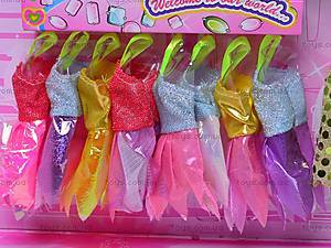 Кукла типа «Барби», с одежкой, 1988-8, цена