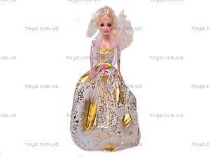 Кукла типа «Барби», с одежкой, 1988-8