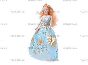 Кукла типа «Барби», с платьями, 888-18C, фото