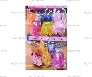 Кукла типа «Барби», с платьями, 888-18C, цена
