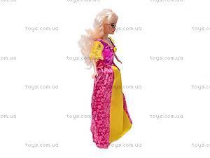 Кукла типа «Барби» с платьями, 66399, купить