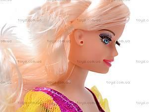 Кукла типа «Барби» с платьями, 66399, отзывы