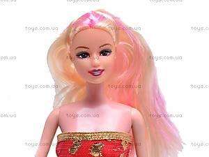 Кукла типа «Барби», с расческой, PV1639, фото