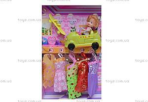 Кукла типа «Барби», с ребенком, 88002A, цена