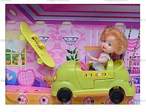 Кукла типа «Барби», с ребенком, 88002A, игрушки