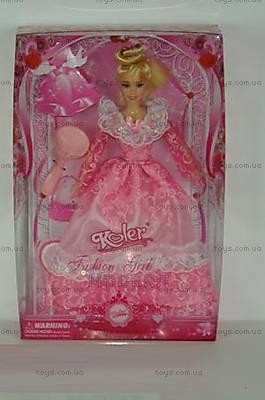 Кукла типа «Барби», с сумочкой, PV18682A