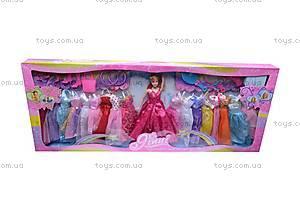 Кукла типа «Барби», с вечерним гардеробом, 83158, отзывы