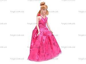 Кукла типа «Барби», с вечерним гардеробом, 83158, цена
