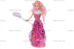 Кукла типа «Барби», с вечерними платьями, 9998C-3, фото